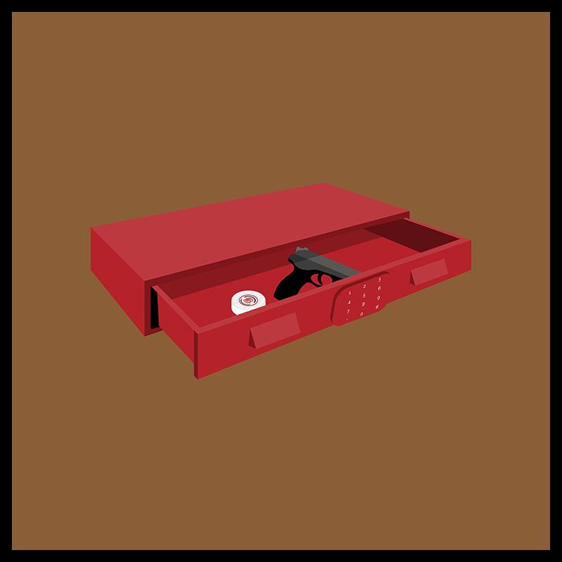 Gun Drawer